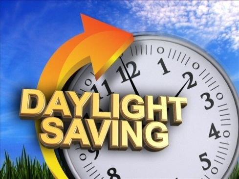 daylight savings spring