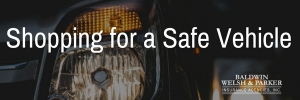6 Tips: Shopping for a Safe Vehicle