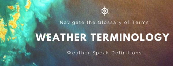 Glossary of Weather Terms