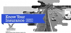 Know Your Auto Insurance