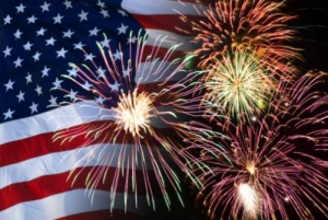Fourth of July Fireworks: Beautiful, Patriotic… and Dangerous